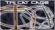 Tri Cat Cage