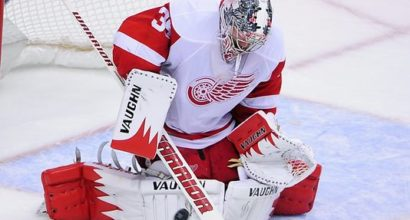 Jimmy Howard Scare!
