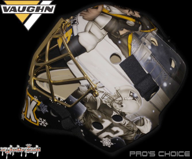 Tuukka Rask Winter Classic Mask – PROS CHOICE 78db319c5